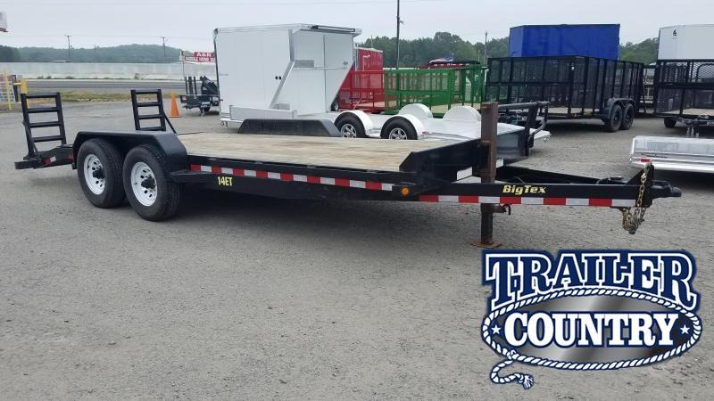 2016 Big Tex Trailers 83X20 Car / Racing Trailer