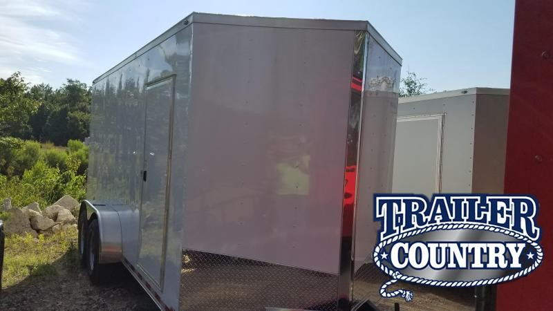 2020 Spartan 7X16 TA XXL Enclosed Cargo Trailer