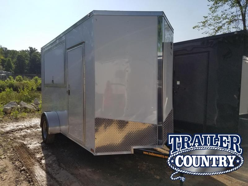 2019 Spartan 6X12 SA Vending / Concession Trailer