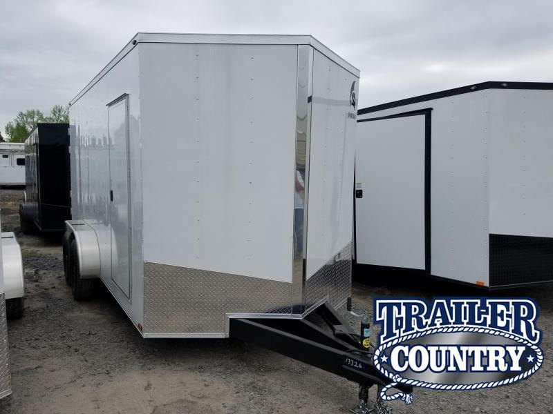 2019 Spartan 7X16TA Enclosed Cargo Trailer