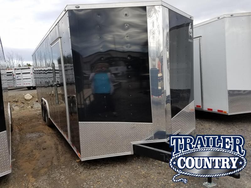 2018 Spartan SPARTAN 8.5X24 XXL CARGO Enclosed Cargo Trailer