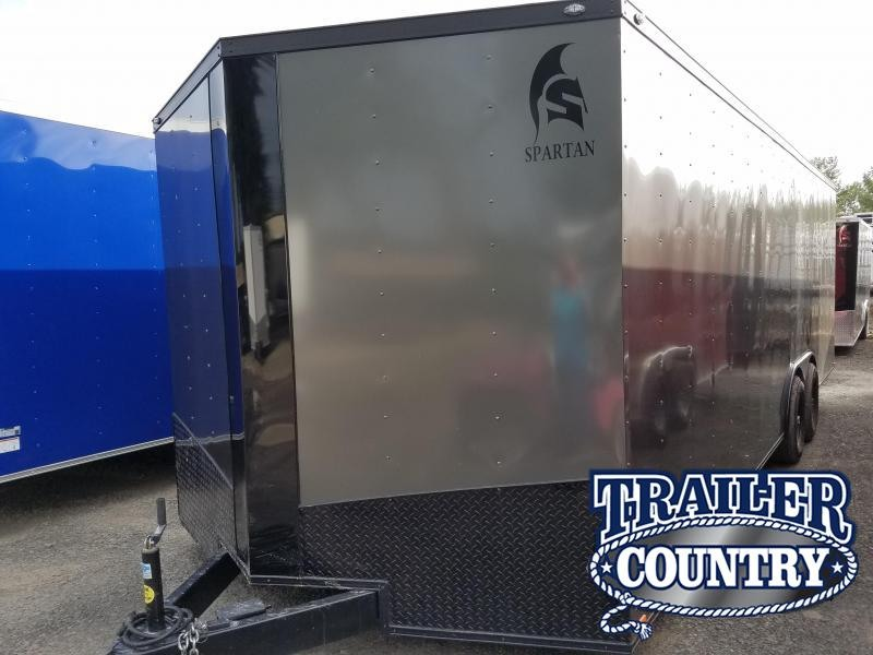 2019 Spartan 8.5X24 TA Enclosed Cargo Trailer