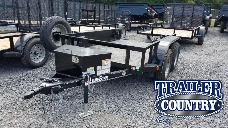 2019 East Texas 8X61 Utility Trailer