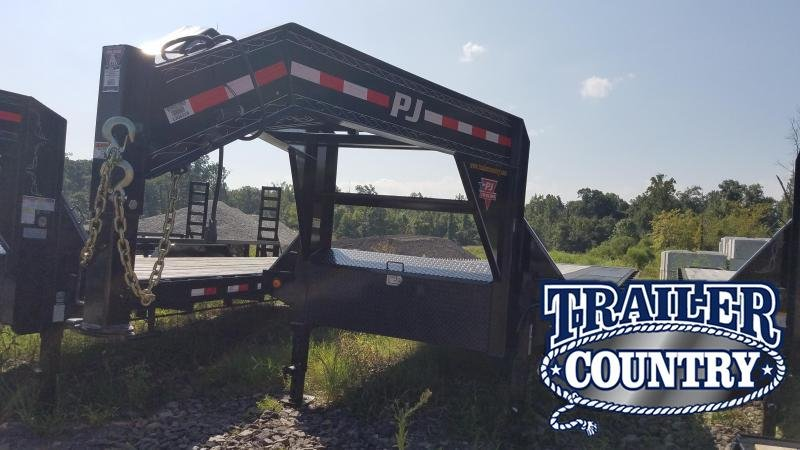 2019 PJ Trailers 102X26 TILT Equipment Trailer