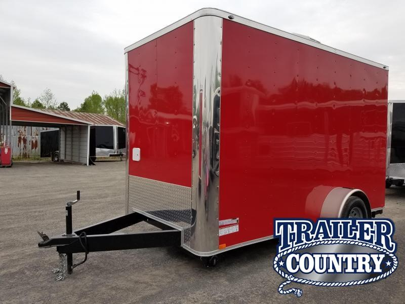 2018 Spartan 6X12 SA Vending / Concession Trailer