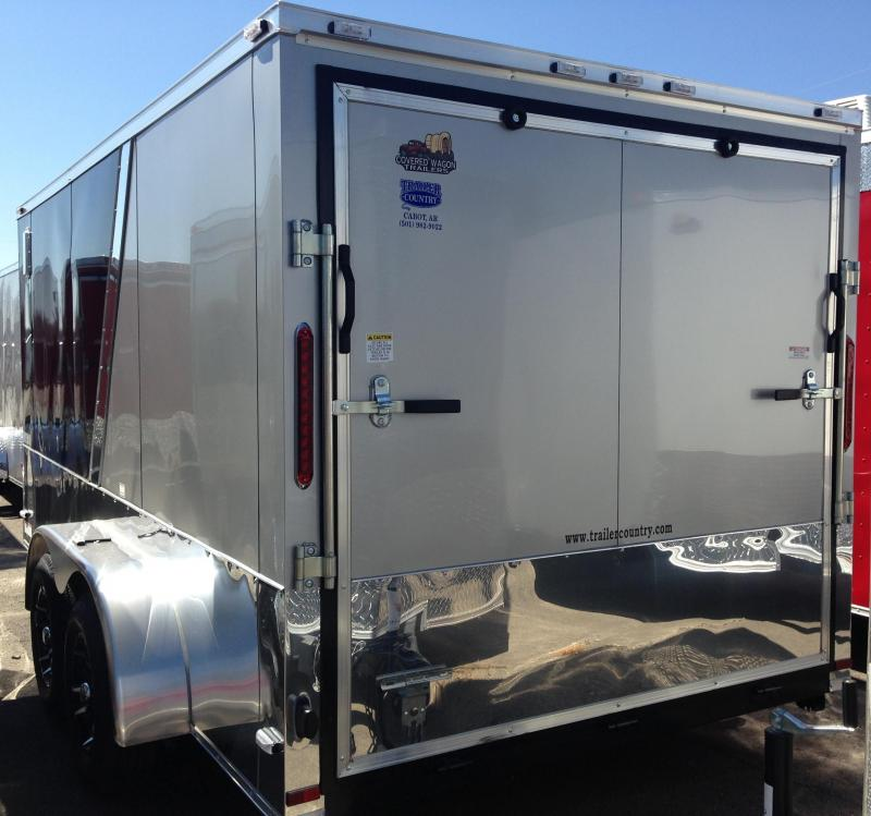 enclosed motorcycle trailer weight