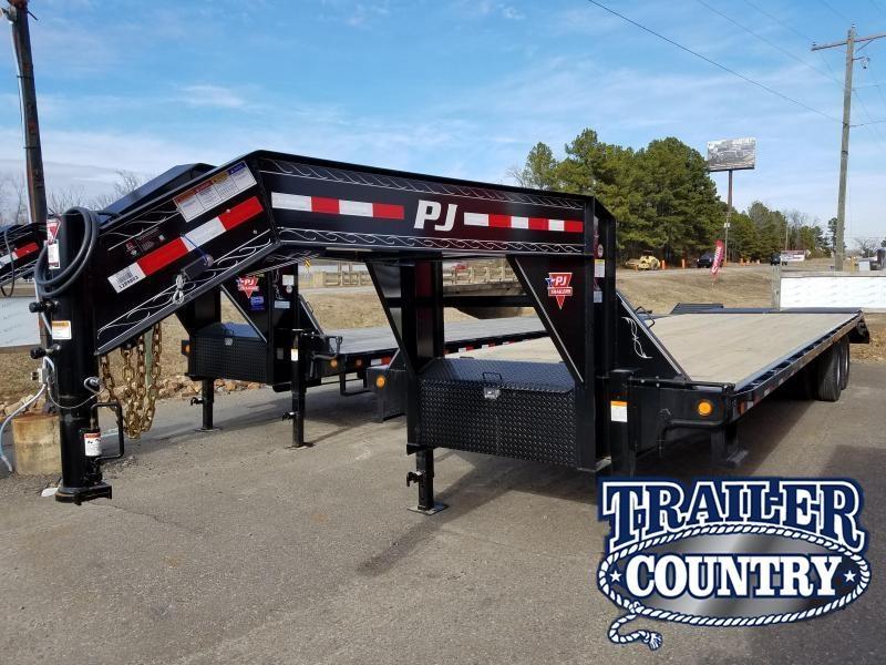 2018 PJ Trailers PJ 102X32 GN  Flatbed