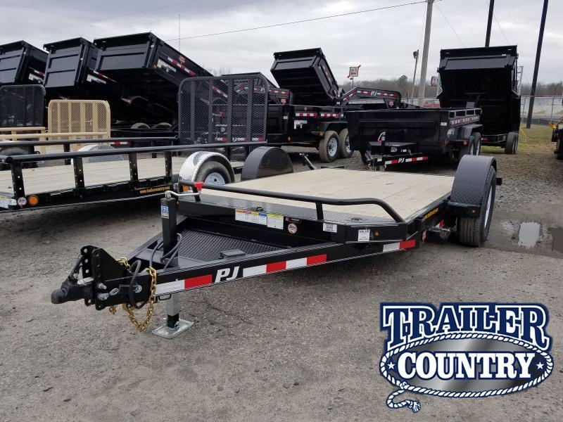 2019 PJ Trailers 83X13 Car / Racing Trailer