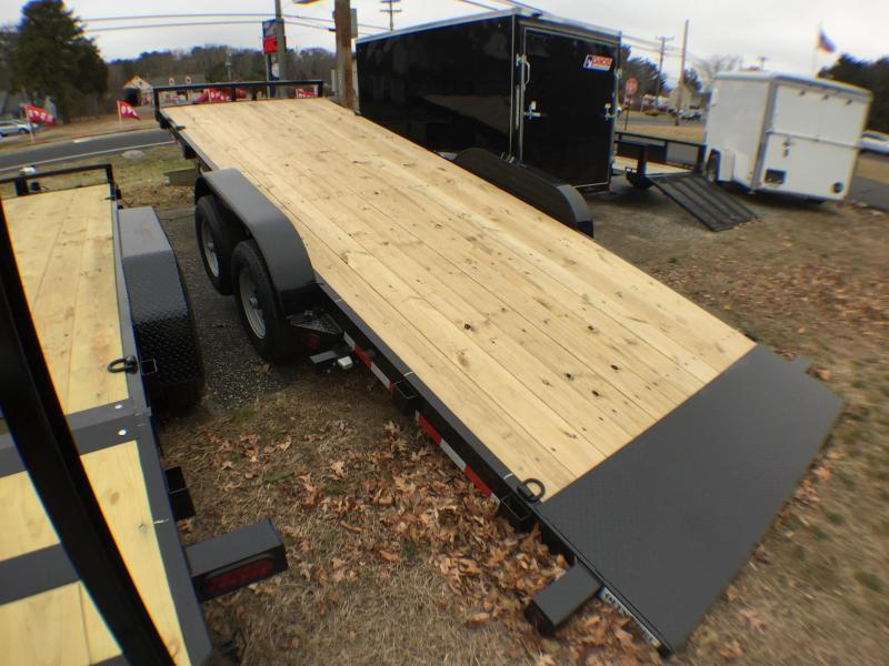 2019 Quality Steel and Aluminum 8320 10k Equipment Trailer
