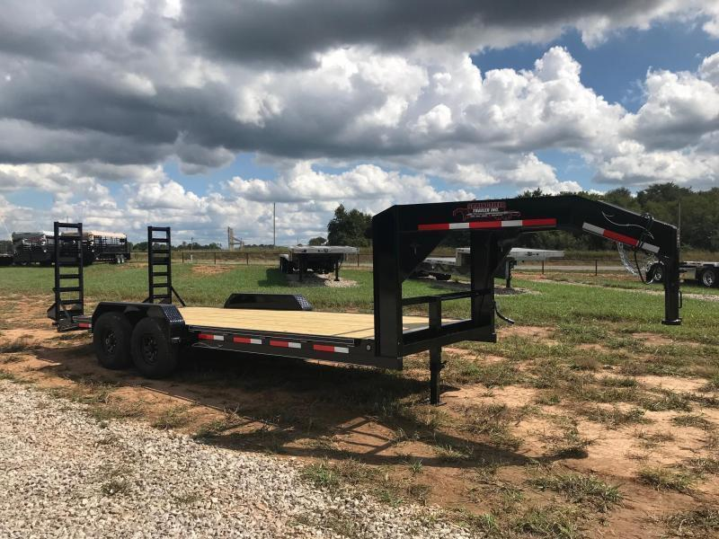 2019 Starlite Trailers 82-206CRDV-GN Equipment Trailer