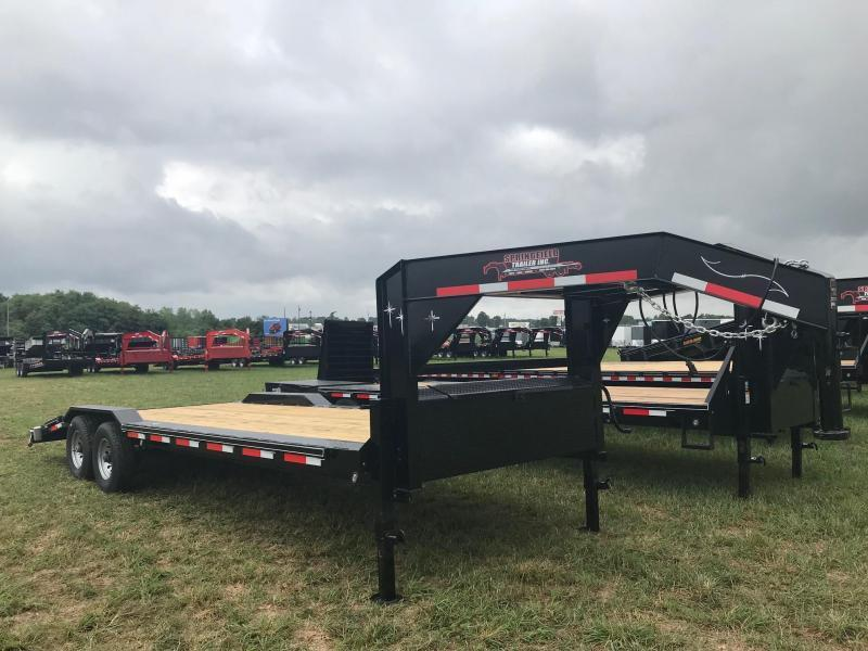 2019 Starlite Trailers 24DOF Equipment Trailer