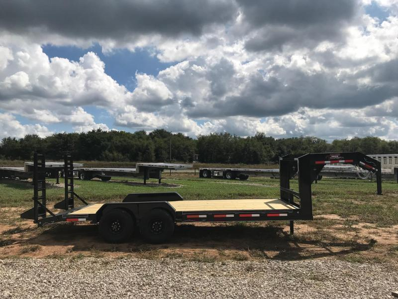 2019 Starlite Trailers 82-226CRDV-GN Equipment Trailer