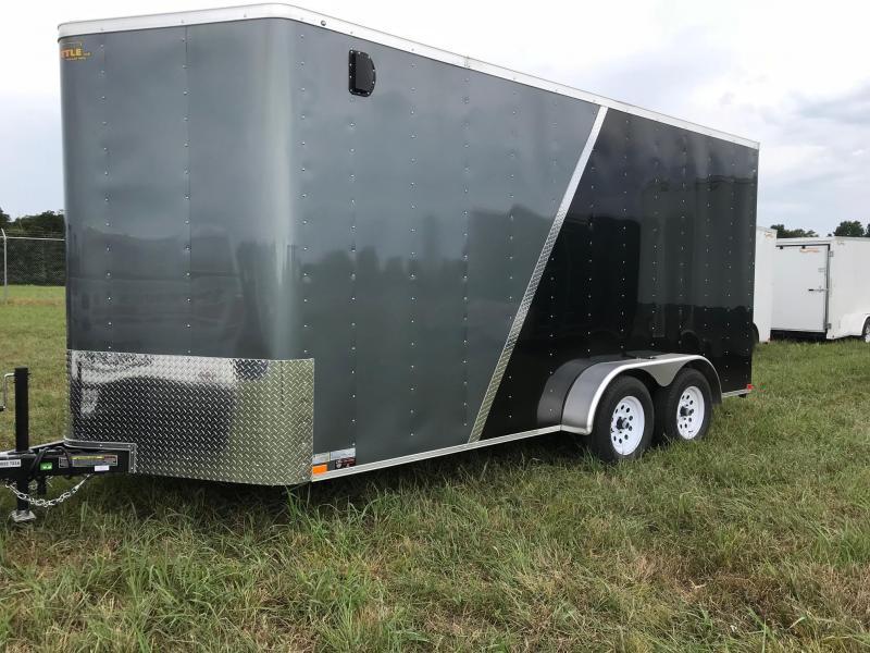 2019 Doolittle Trailer Mfg BL7X167K Equipment Trailer