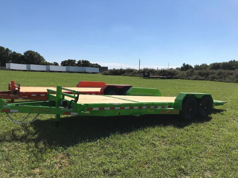 2019 Doolittle Trailer Mfg GT822214K Equipment Trailer