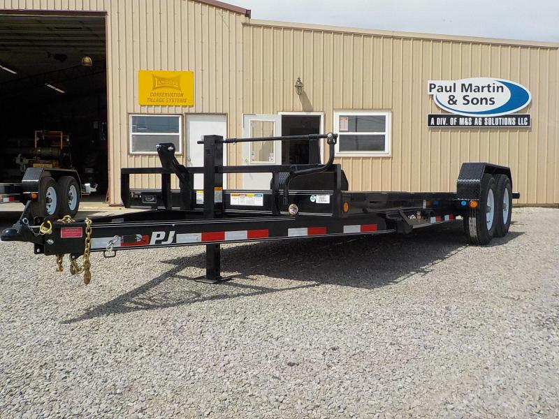 2019 PJ Trailers 20' T6 Equipment Trailer