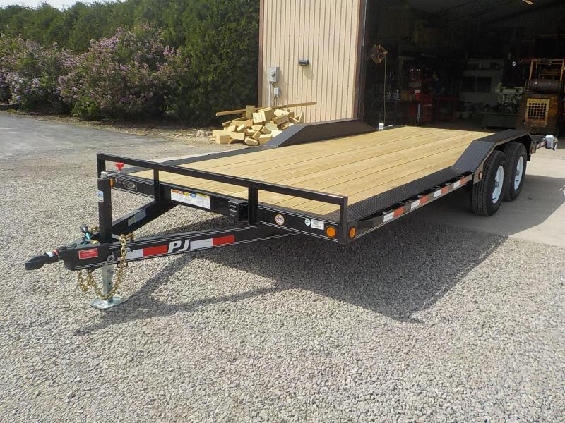 2019 PJ Trailers Buggy Hauler Equipment Trailer