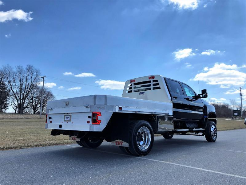 "2019 EBY 11' x 97-1/4"" Big Country Flatbed Truck Body W/Taller BH for Chevy 4500-6500"