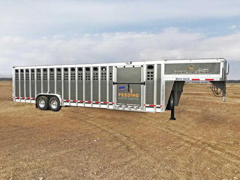 "2020 EBY Ruff Neck- 30'6"" x 8' Prime Time Gala Special Edition"