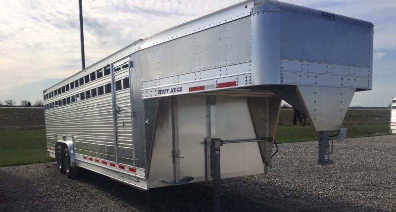 "2020 EBY 26' x 8' x 6'6"" Ruff Neck Livestock GN"