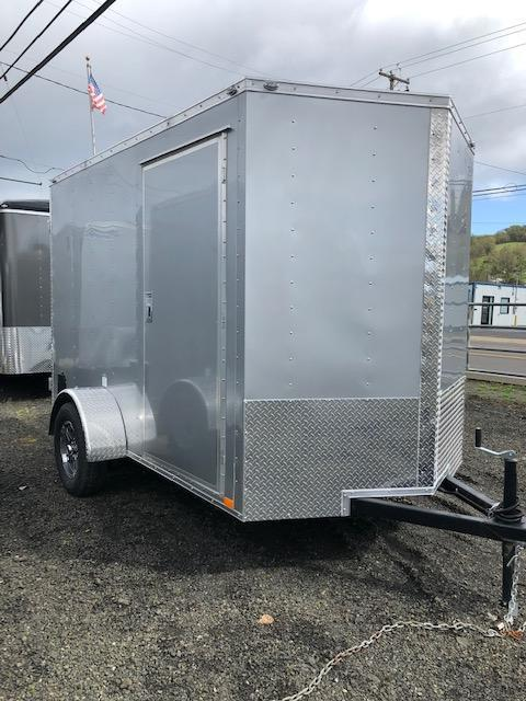 2020 Continental Cargo VHW610SA 6X10 Enclosed Cargo Trailer #LF717984