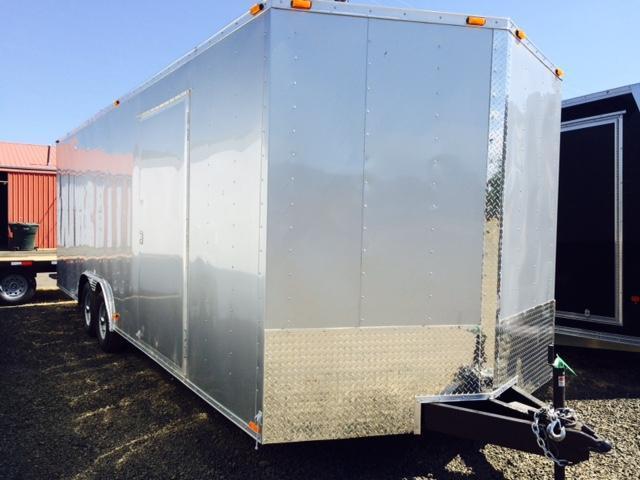 2015 8.5x24 Continental Cargo Trailer GB626642