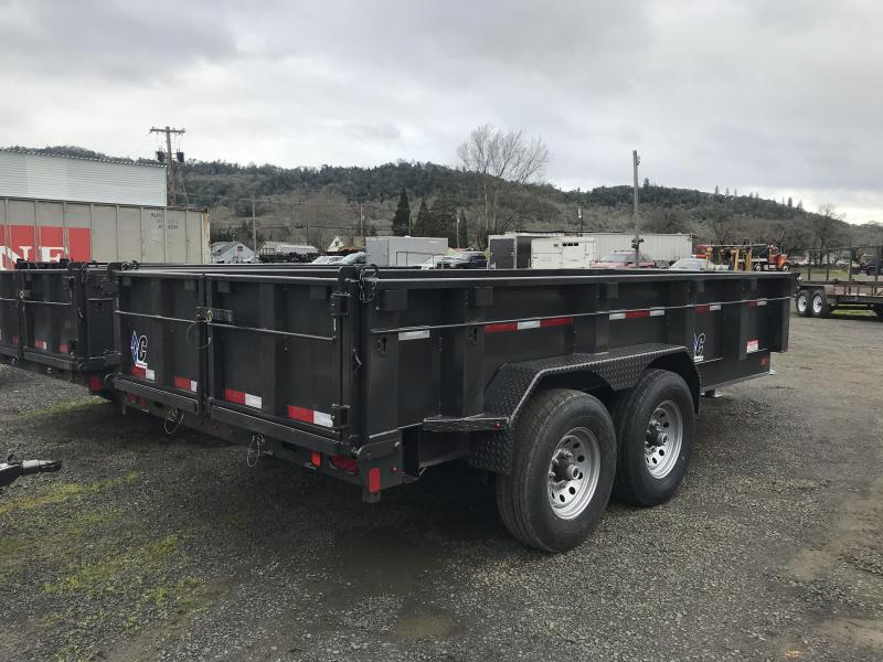 2019 Diamond C Trailers LPD207 82X14 LOW PROFILE Dump Trailer K1211250