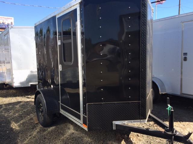 2016 5x8 Continental Cargo Trailer GF703119