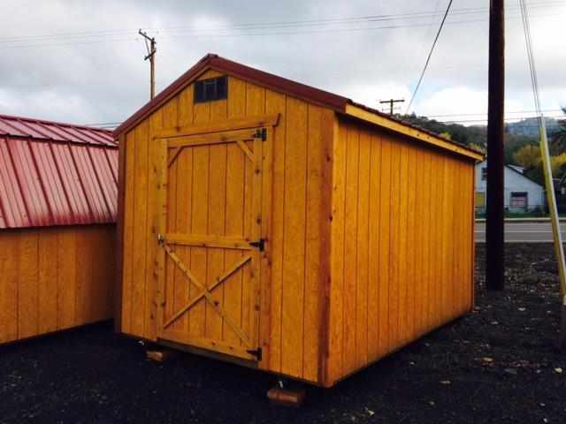 Old Hickory Shed 8x12 Utilty Shed T1264