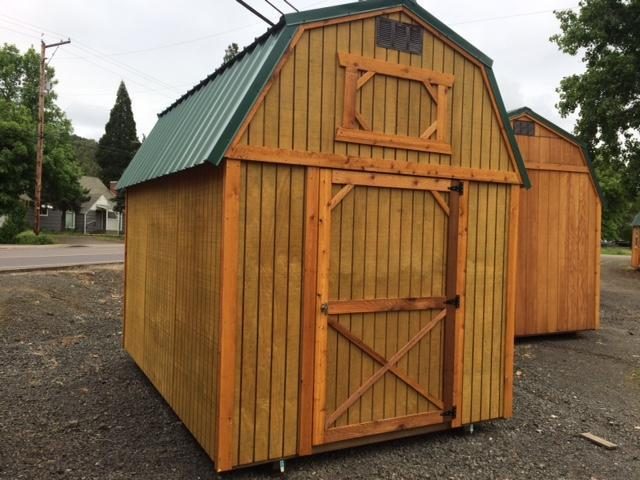 Old Hickory Shed 8x12 Lofted Barn T1604