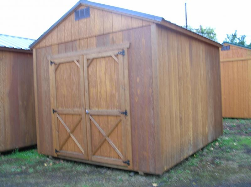 Old Hickory Shed 10x12 Utility T036
