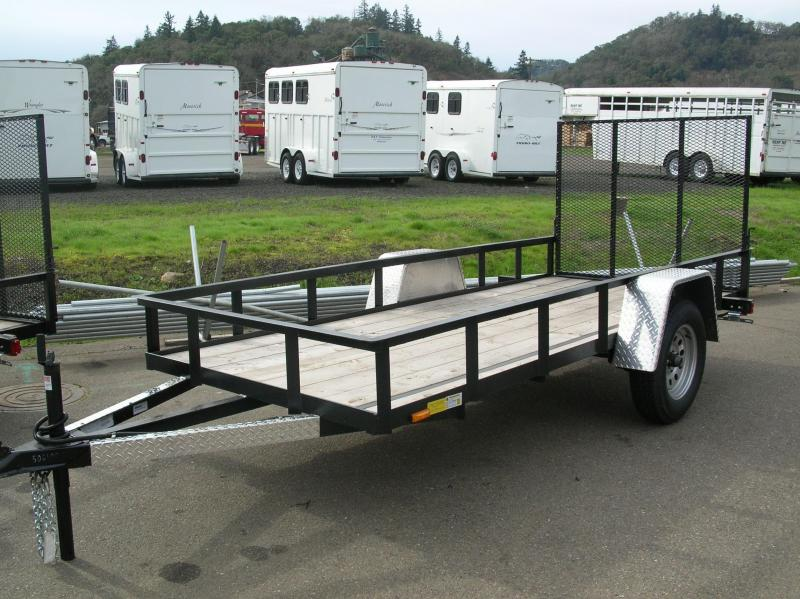 2013 Forest River Inc. 5x12 Utility Trailer DT506109