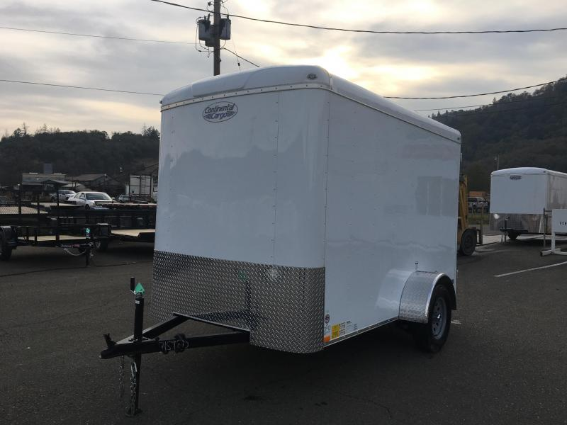 2019 Continental Cargo TW610SA TAILWIND 6X10 Enclosed Cargo Trailer