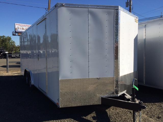 2017 8.5x20 Continental Cargo Trailer HF705114