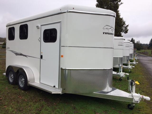 2018 Thuro-Bilt 2H Liberty Horse Trailer JR180091