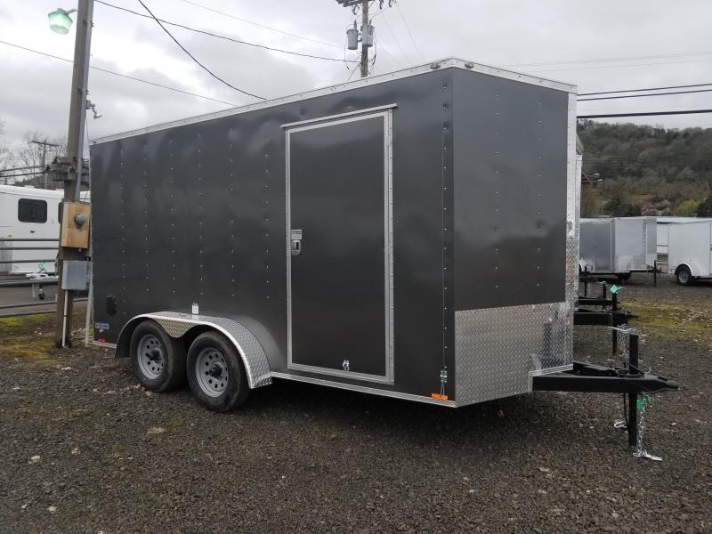 2018 Continental Cargo VHW714TA2 7x14 Enclosed Cargo Trailer