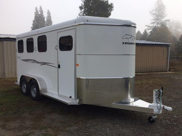 2018 Thuro-Bilt 3H Renegade Horse Trailer JR180053