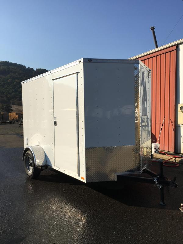 2019 Continental Cargo 6X10 VHW Enclosed Cargo Trailer