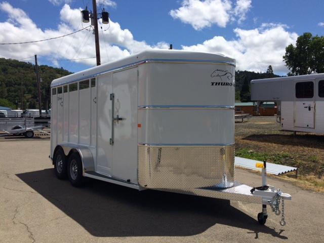 2017 Thuro-Bilt 3H Wrangler Horse Trailer HR170024