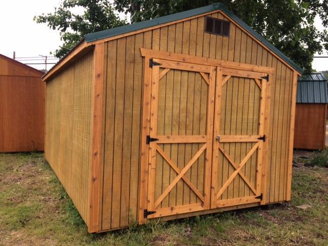 Old Hickory Shed 10x16 Utilty Shed T1645