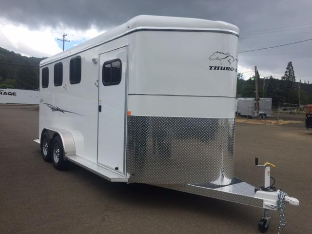 2018 Thuro-Bilt 3H Liberty Horse Trailer JR180006