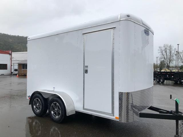 2020 Continental Cargo TW612TA2 TAILWIND 6X12 Enclosed Cargo Trailer #LF717988