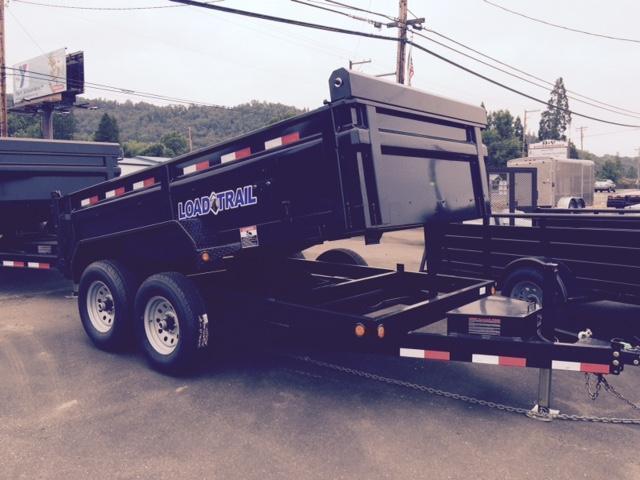 2015 Load Trail 6x12 Dump Trailer F1087460