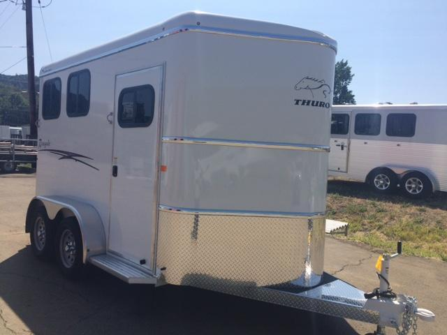 2018 Thuro-Bilt 2H Renegade Horse Trailer JR180004