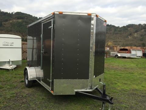2015 Cargo Mate 6x10 Cargo Trailer FT451484