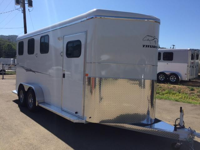 2017 Thuro-Bilt 3H Liberty Horse Trailer HR170031