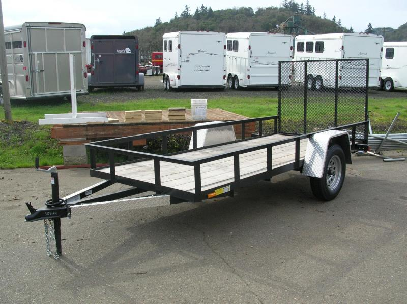 2013 Forest River Inc. 5x12 Utility Trailer DT506110