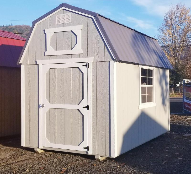2018 Old Hickory WLB 8X12 LOFTED BARN SHED T4026