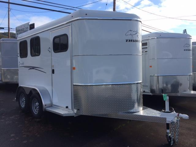 2018 Thuro-Bilt 2H Renegade Horse Trailer JR180090