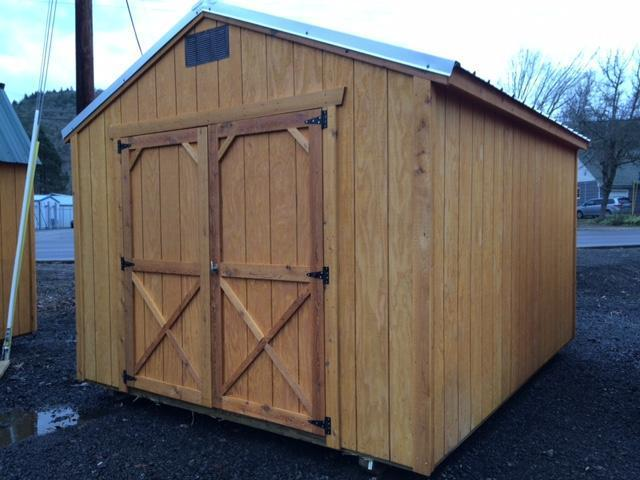 Old Hickory Shed 10x12 Utility Shed T1425