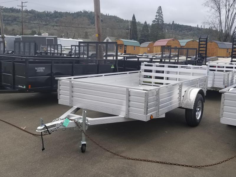 2018 Premier Plus Enterprises 6x10 deluxe aluminum box Utility Trailer